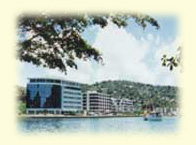 Castries Waterfront - Government Offices