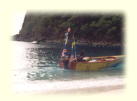 (Soufriere Water Taxi)